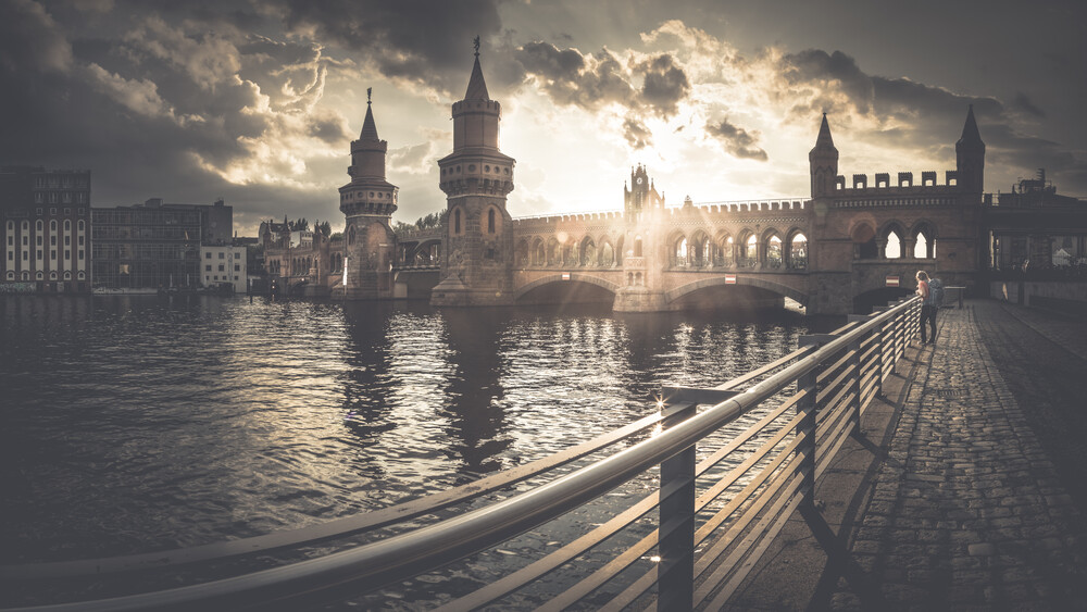 Oberbaumbrücke - Fineart photography by Ronny Behnert