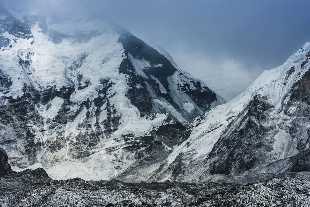 Glacier Dynamics - Fineart photography by Gerrit Tombrink