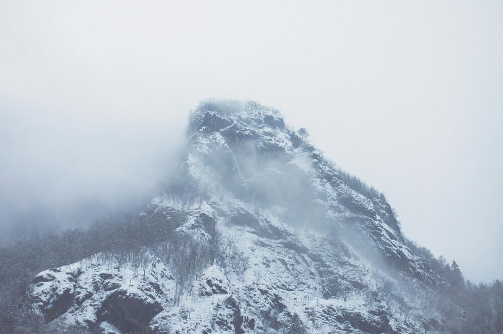 The Mountain - Fineart photography by Dia Takacsova