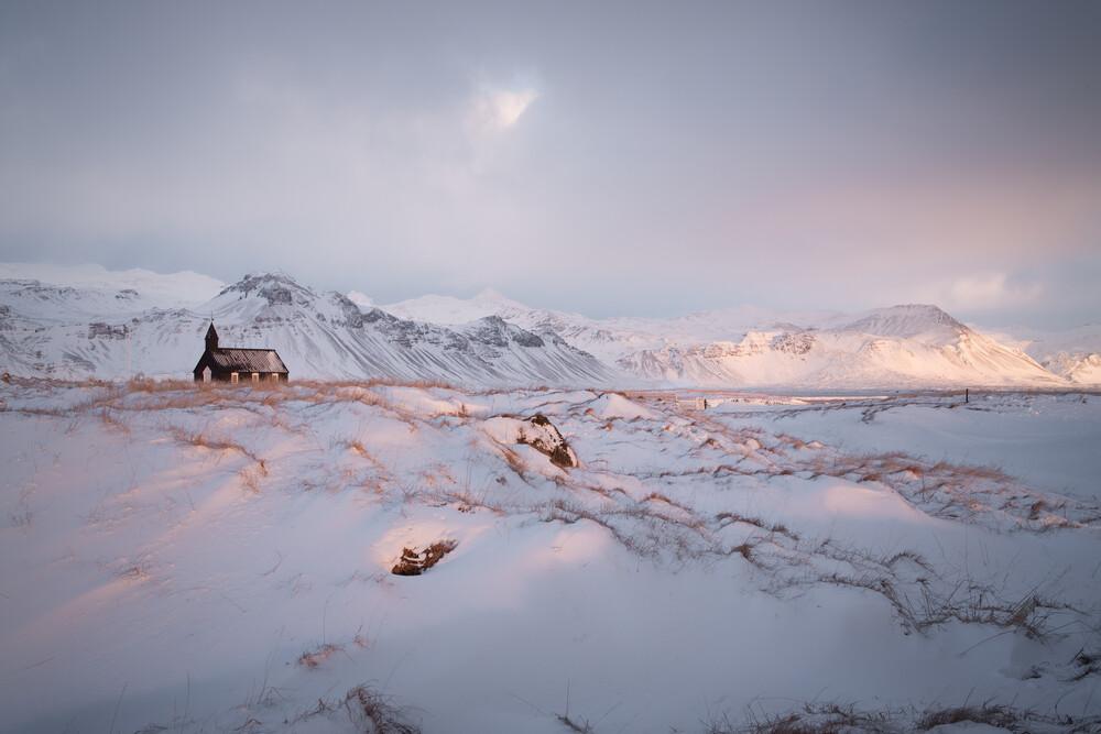 Island - fotokunst von Markus Van Hauten