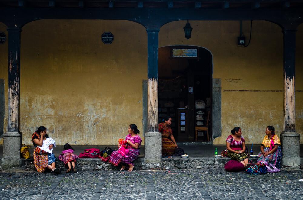 Antigua - fotokunst von Fabian Pfitzinger