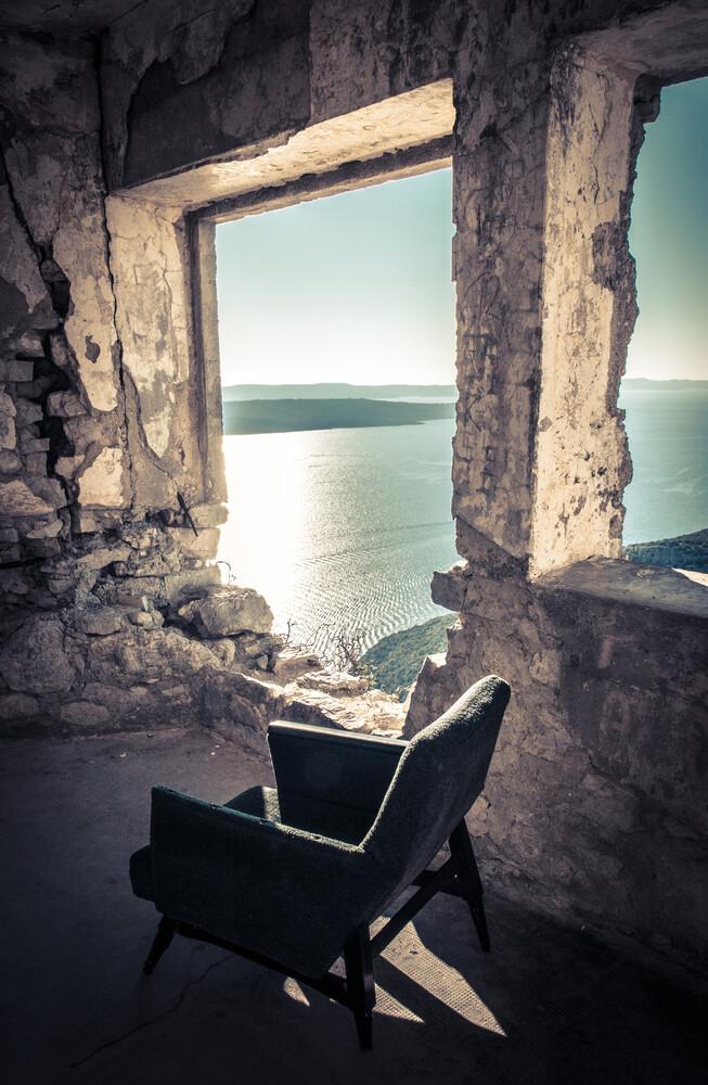 The View - fotokunst von Gabriele Brummer