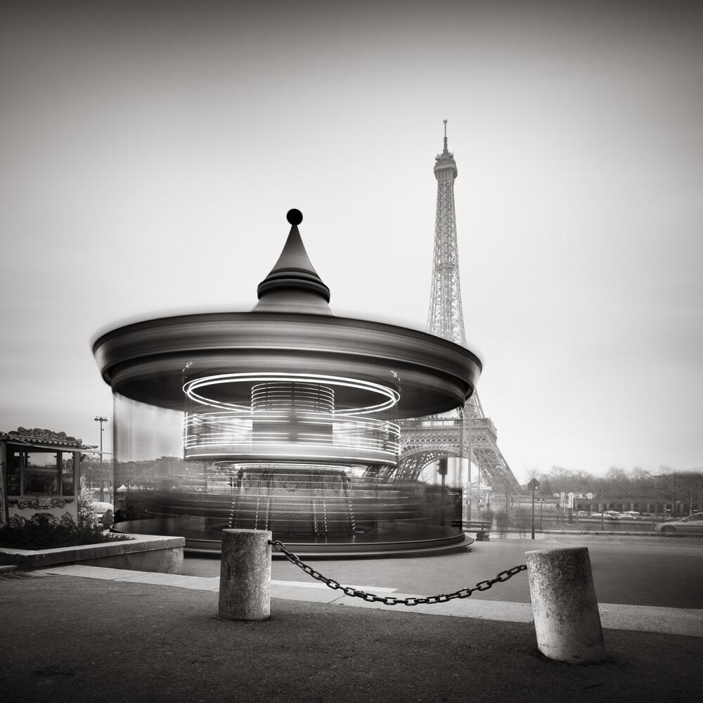Tour Eiffel - Study 2 - Fineart photography by Ronny Behnert