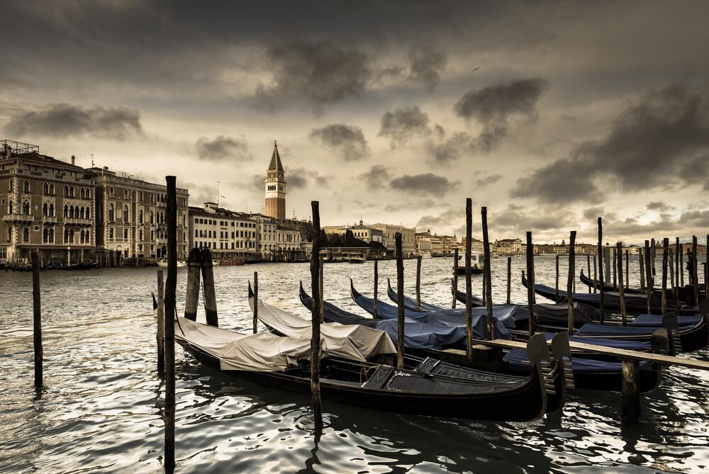 Venedig - fotokunst von Marius Bast