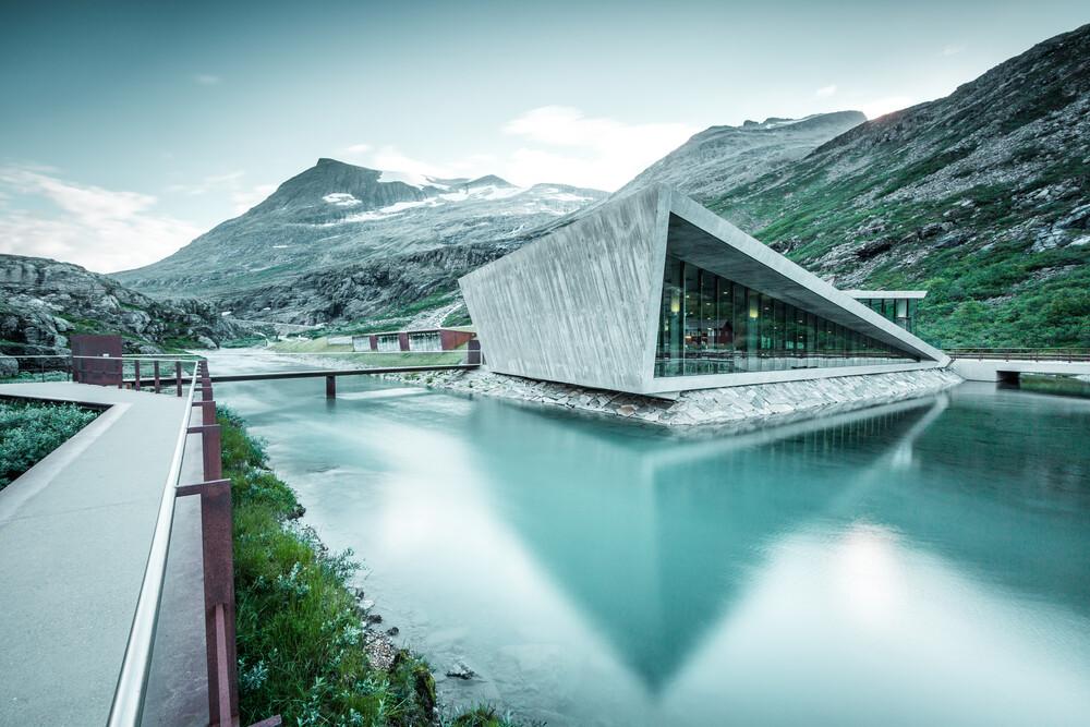 [:] Iceberg [:] - fotokunst von Franz Sussbauer