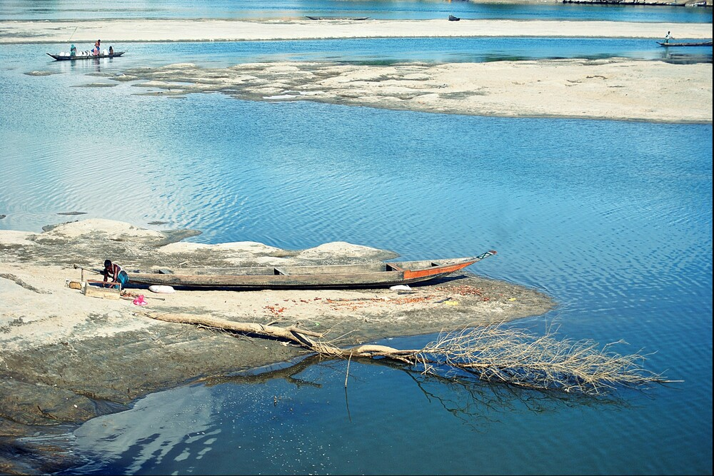 Landscape of Jaflong,Sylhet - Fineart photography by Shubho Salateen