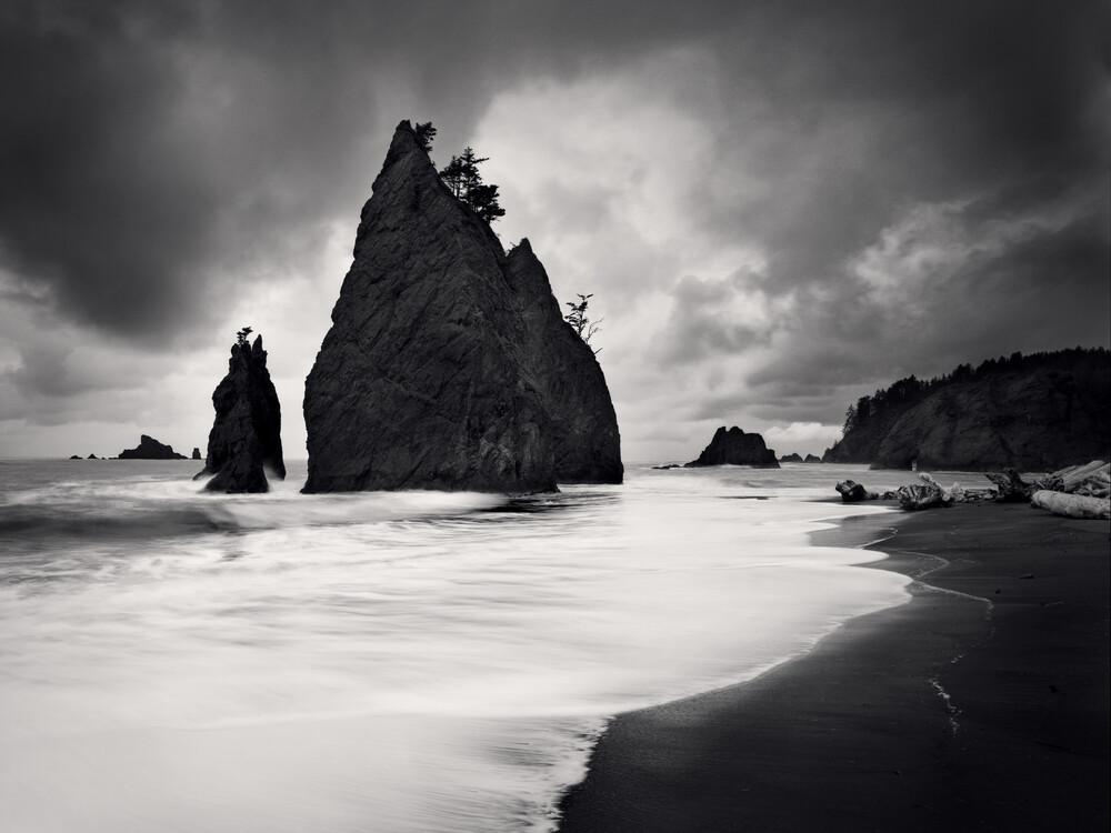 Rialto Beach - Fineart photography by Ronny Ritschel