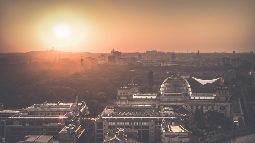 Oase zur Sonne - fotokunst von Ronny Behnert