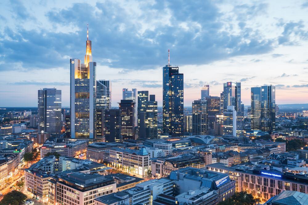 Frankfurt am Main - Fineart photography by David Engel