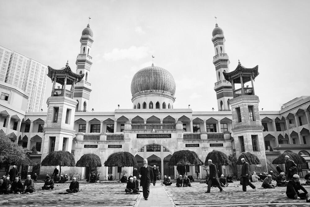 Dongguan Moschee - fotokunst von Victoria Knobloch