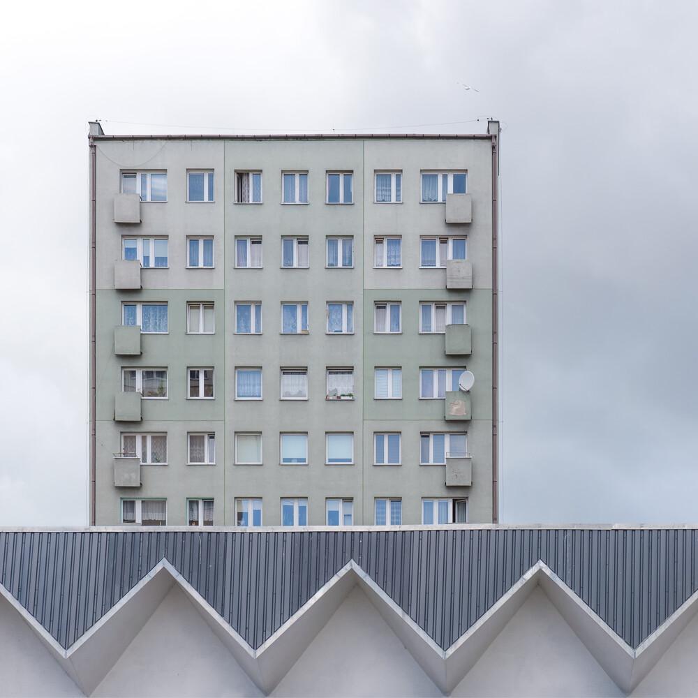 urban - fotokunst von Klaus Lenzen