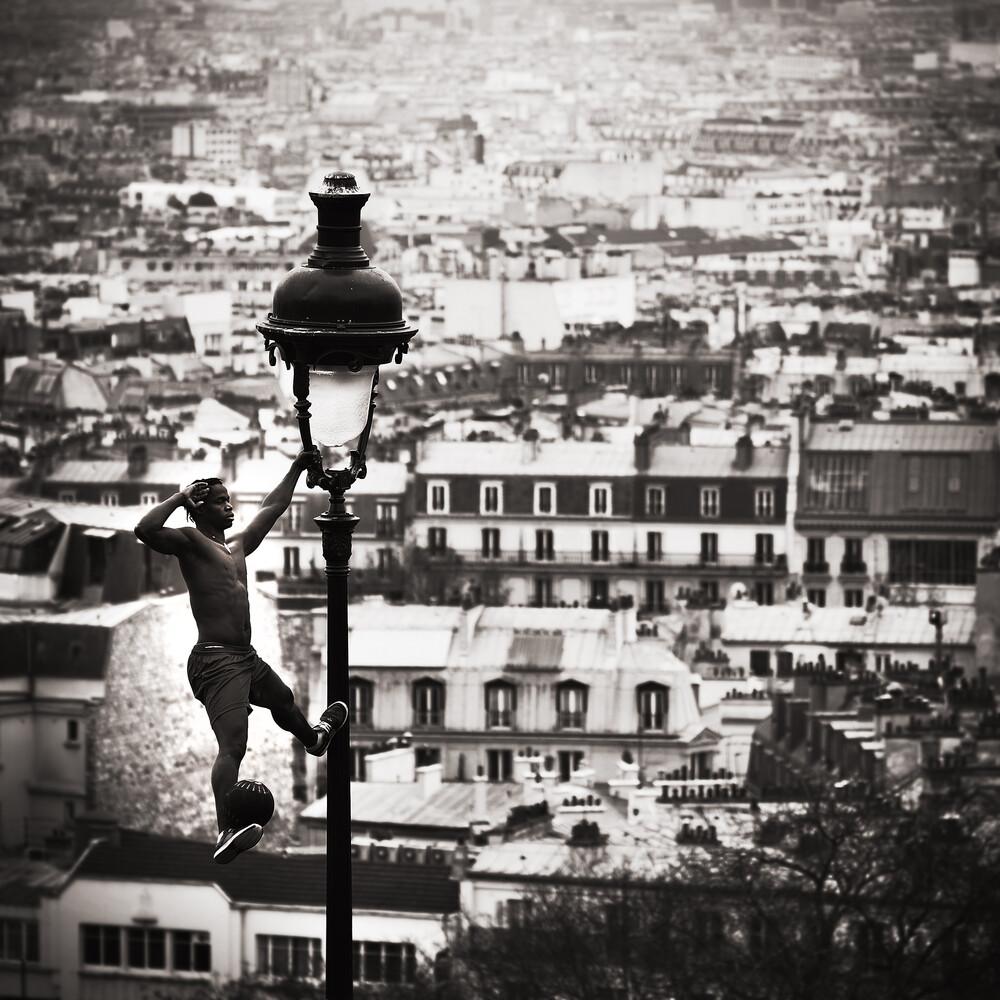 Paris 2012, Iya Traoré - Fineart photography by Patrick Opierzynski