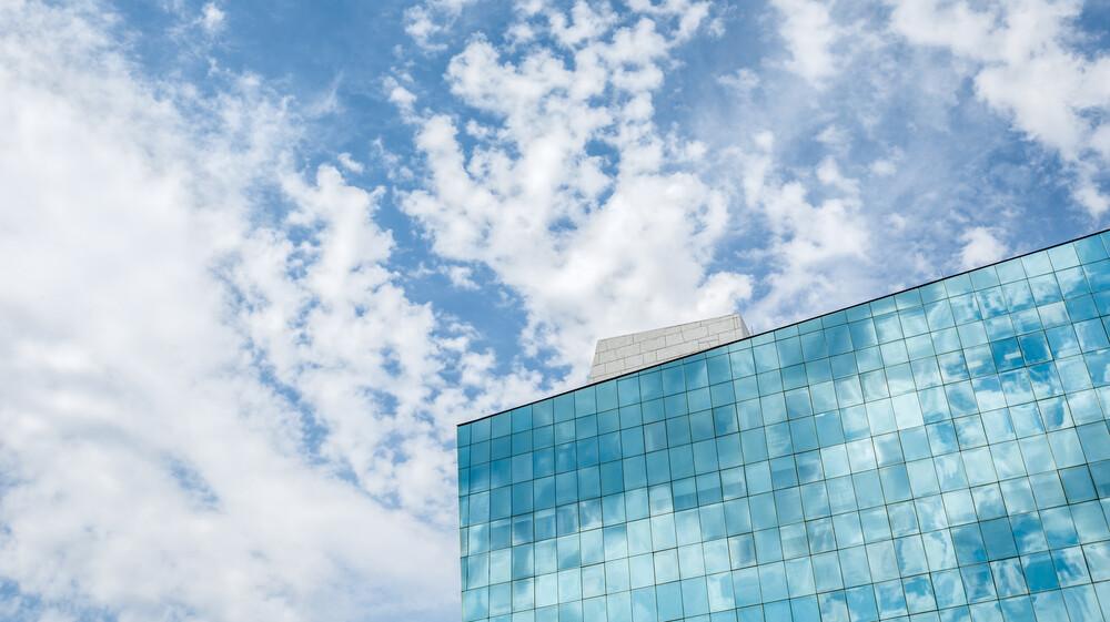 National Museum Astana - Fineart photography by Waldemar Merger