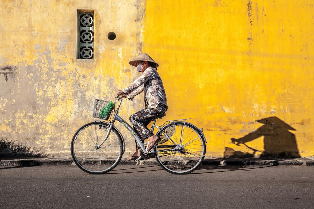 Good Night, Vietnam - Bike 2 - Fineart photography by Jörg Faißt