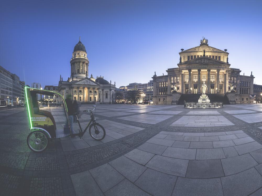 Gendarmenmarkt - Fineart photography by Ronny Behnert