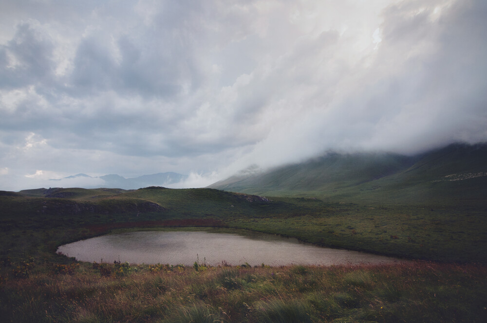 A day and night in the Caucasus - Fineart photography by Dia Takacsova