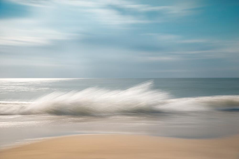 wave #II - fotokunst von Holger Nimtz