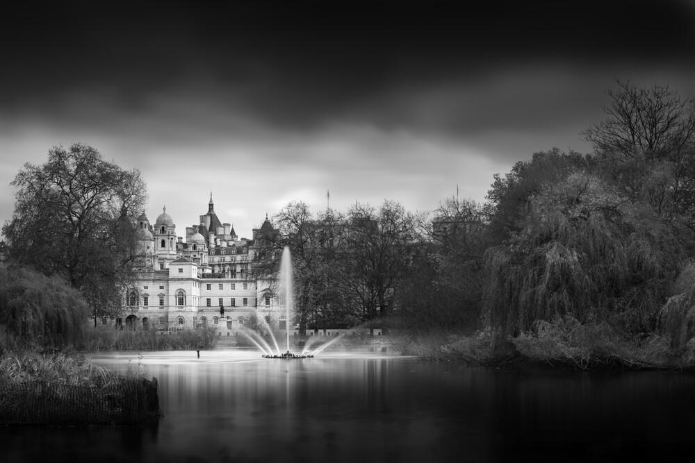 St. James's Park - fotokunst von Tillmann Konrad