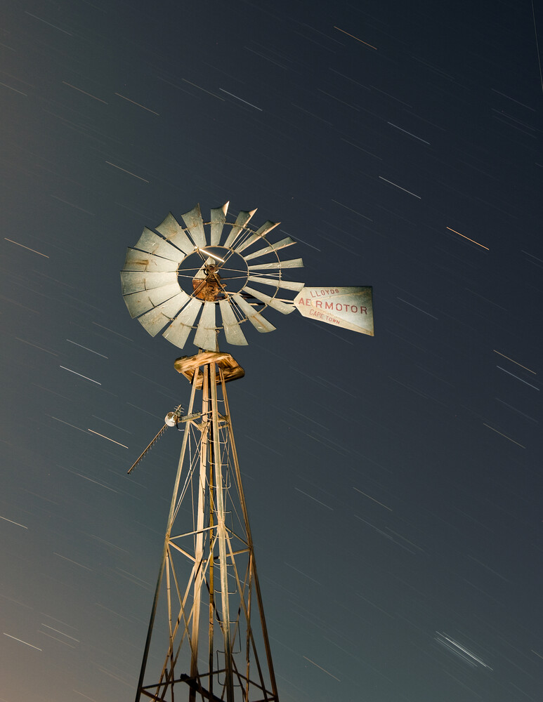 Karoo night - Fineart photography by Jac Kritzinger