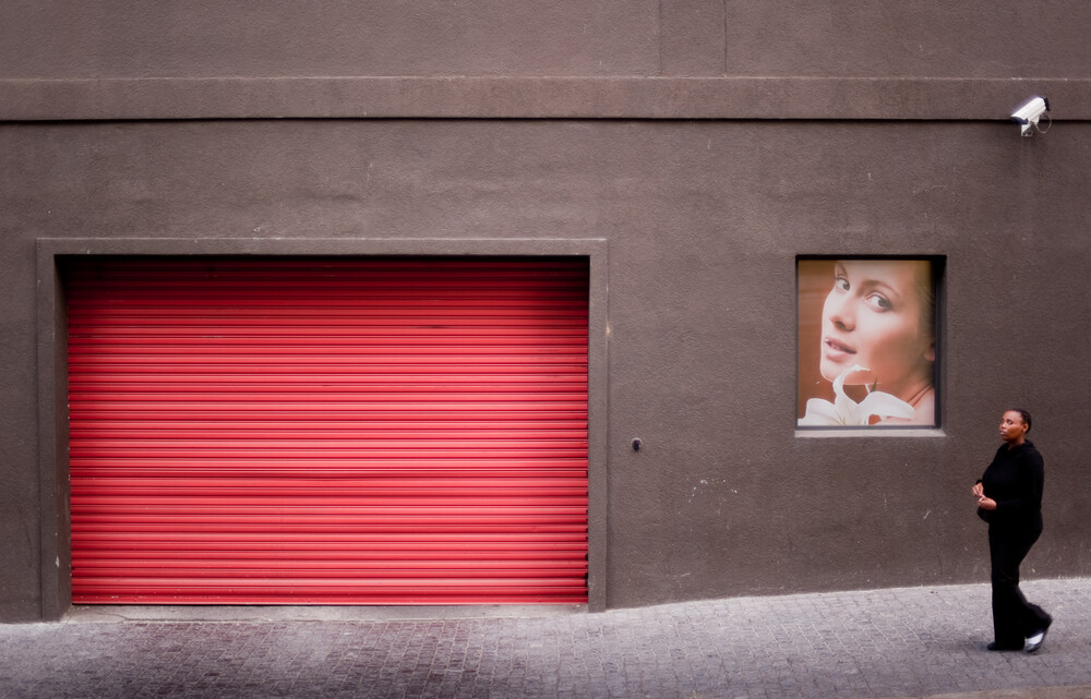 Lines of sight - Fineart photography by Jac Kritzinger