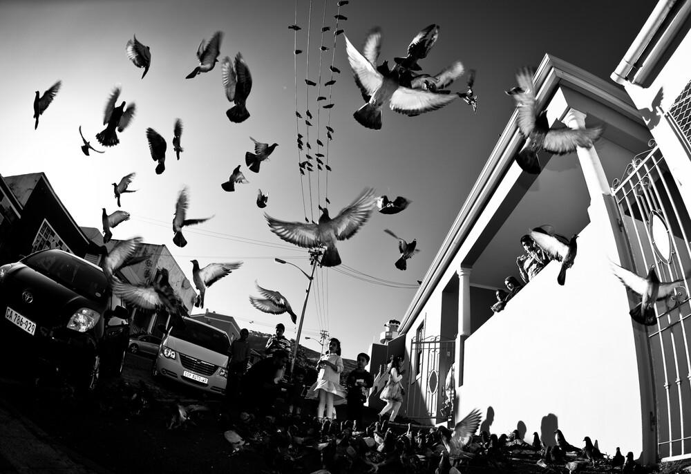 Bo-Kaap - Fineart photography by Jac Kritzinger