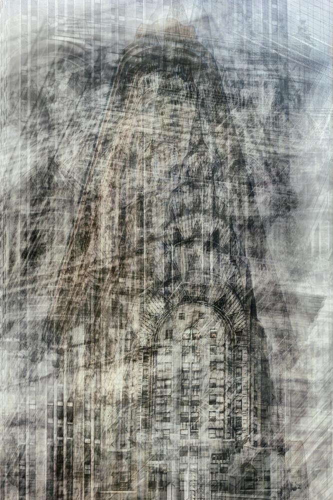 New York buildings - Fineart photography by Franzel Drepper