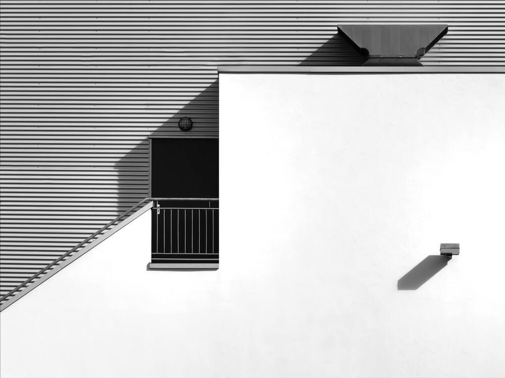 Licht und Schatten - fotokunst von Klaus Lenzen