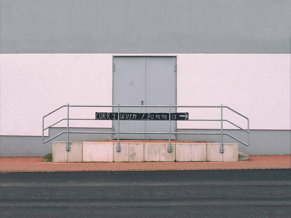 this way - fotokunst von Klaus Lenzen