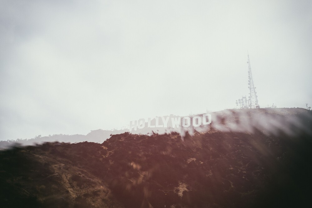 Hollywood - fotokunst von Roman Becker