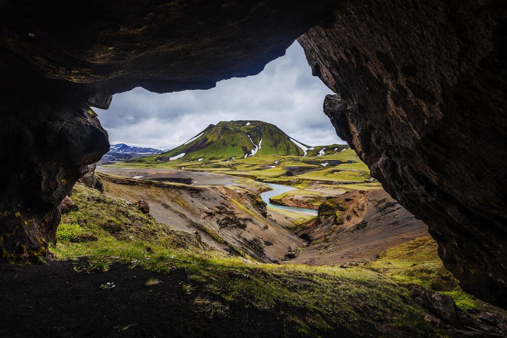 Island Saga XXVII - fotokunst von Philip Gunkel