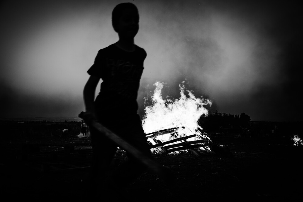 Lag BaOmer - Fineart photography by Tal Paz Fridman