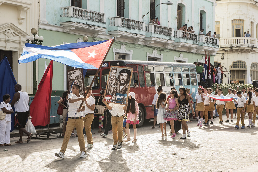 Kuba! - fotokunst von Saskia Gaulke