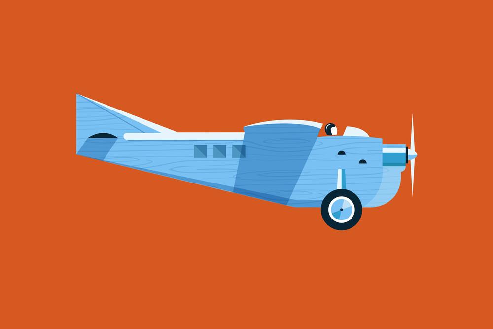 Aviones - fotokunst von Martin Azambuja