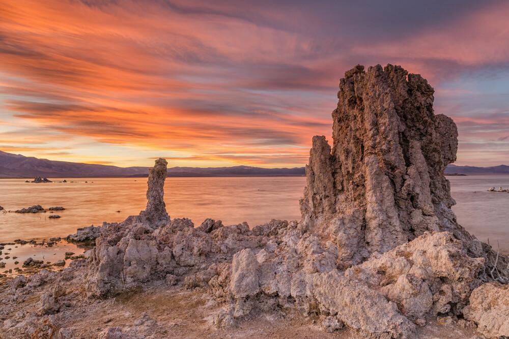 Mono Lake - fotokunst von Günther Reissner