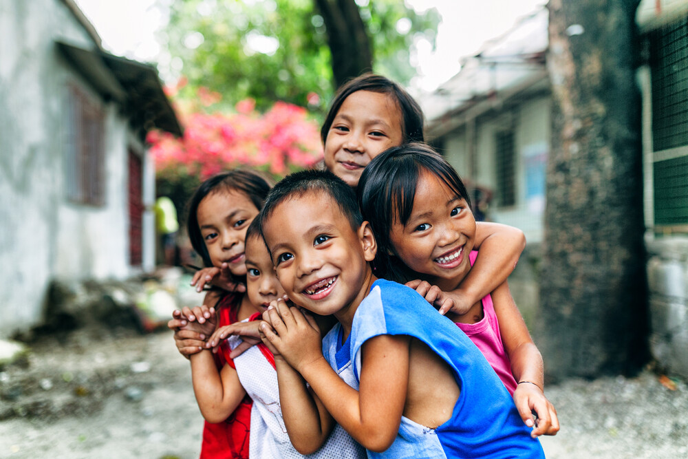 Kids of the Philippines - Fineart photography by Oliver Ostermeyer