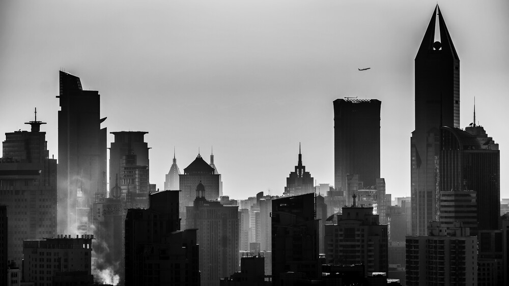 Jet Away - Fineart photography by Rob Smith
