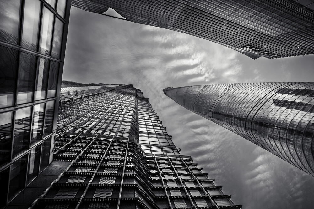 Reach for the Sky - Fineart photography by Rob Smith