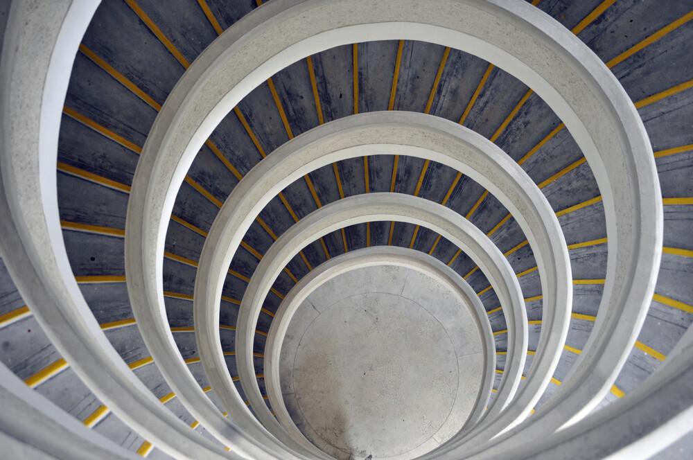 Seven Storey Pagoda - fotokunst von Carlo A.G, Tripodi
