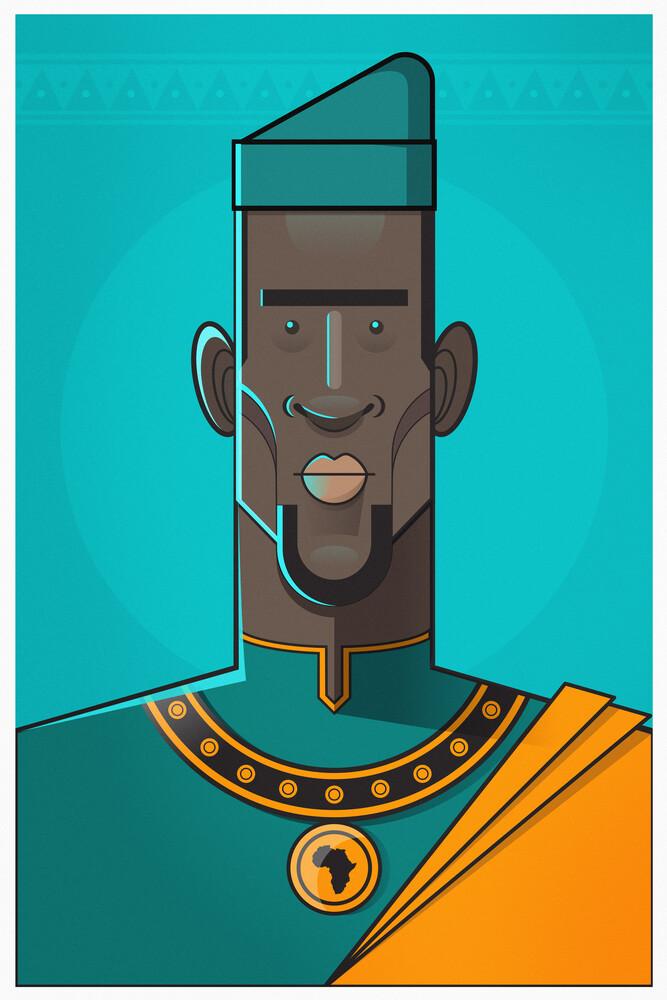 Imba yoUmambo - fotokunst von Ndumiso Nyoni
