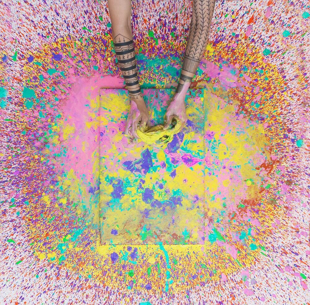 Farbe - fotokunst von Romo Jack