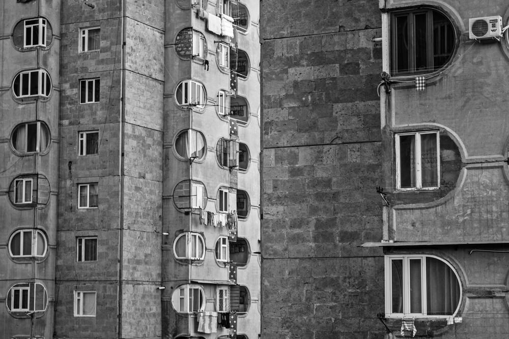 Soviet Architecture - Fineart photography by Tatevik Vardanyan