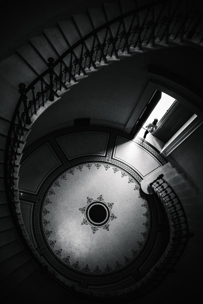Ausgang - fotokunst von Olah Laszlo-Tibor