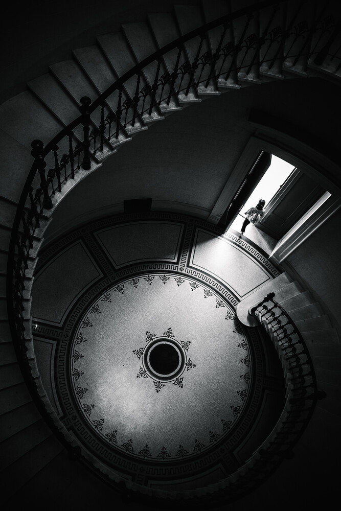 exit - Fineart photography by Olah Laszlo-Tibor
