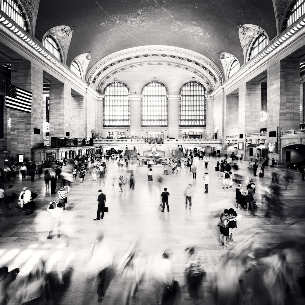 [Grand Central Hall - NYC],* 636 - USA 2012 - fotokunst von Ronny Ritschel