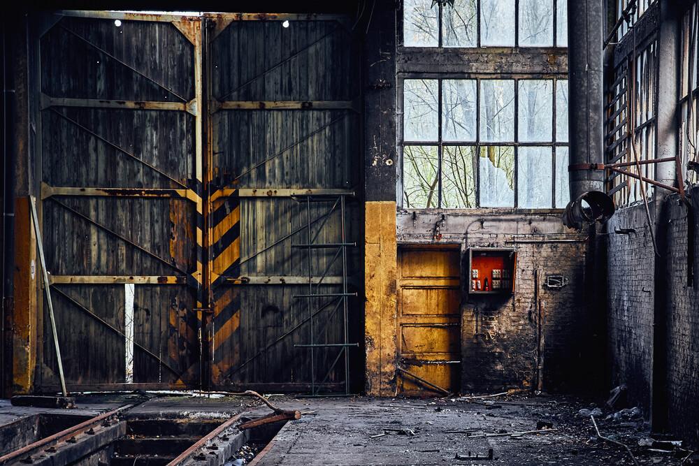 Lokschuppen - Fineart photography by Sascha Faber