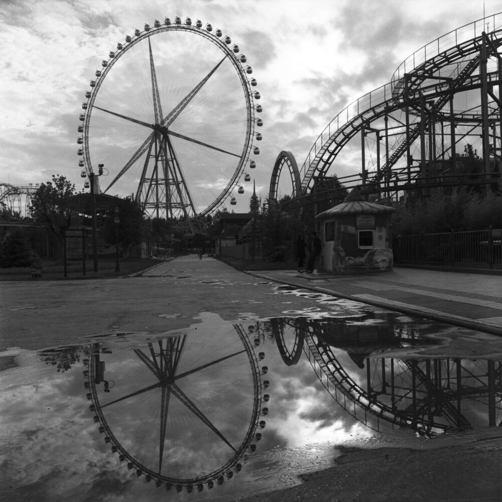 after the rain - fotokunst von Andreas Kersten