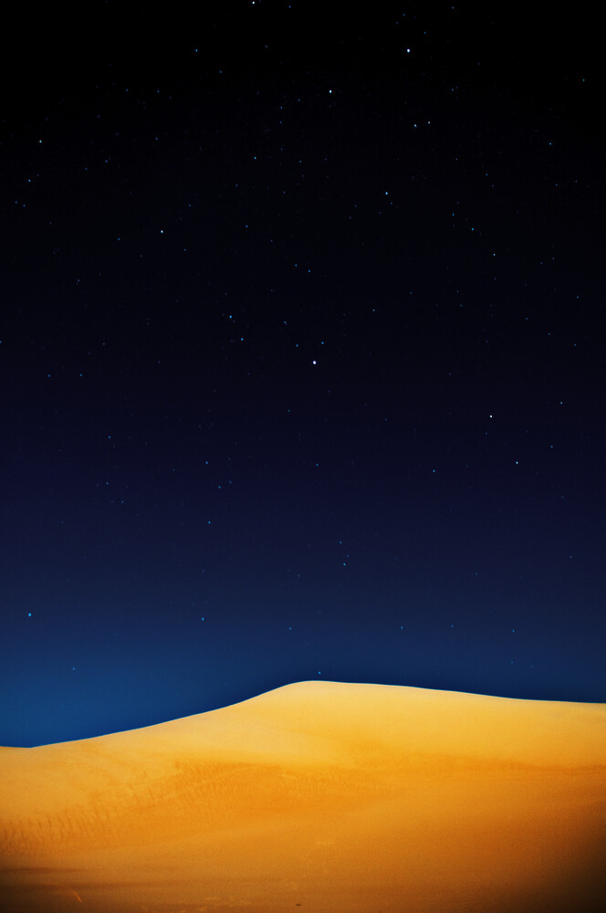 Once in the desert. - fotokunst von Christian Göran