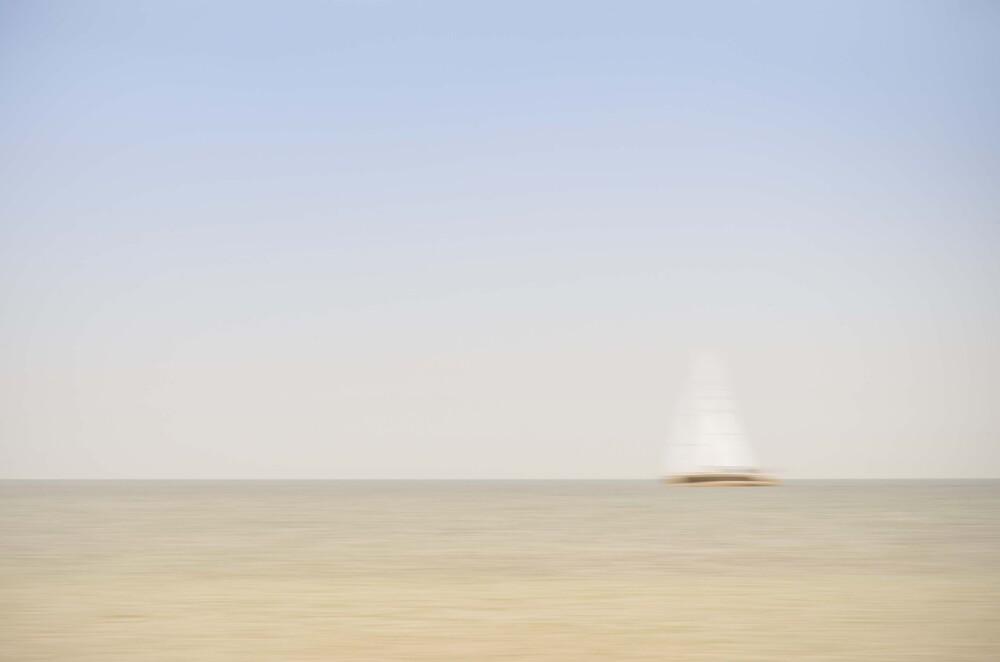 Boot - fotokunst von Gregor Ingenhoven