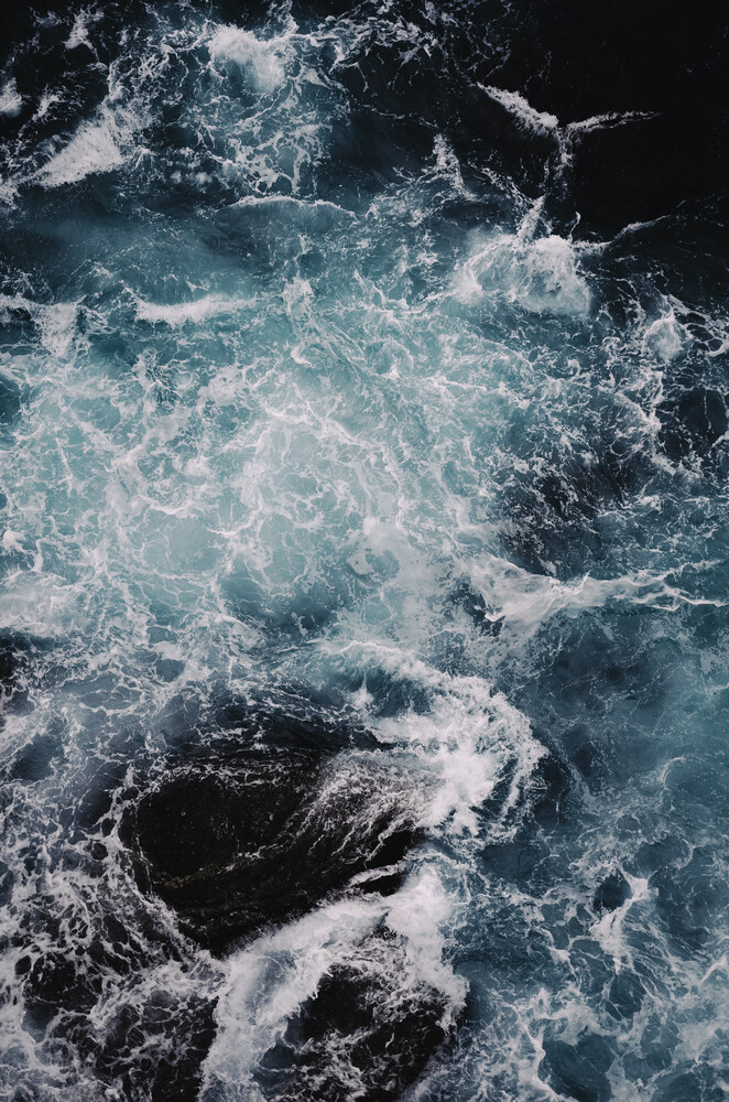 Motion of the Ocean - Fineart photography by Christian Seidenberg