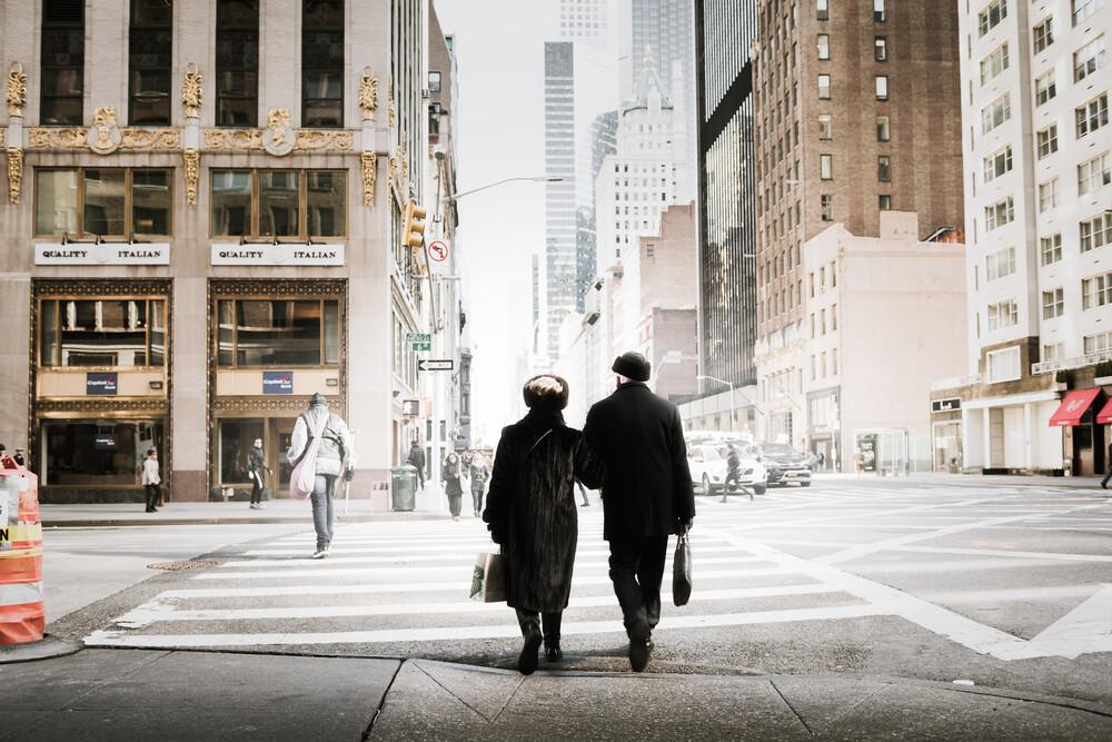 Manhattan Style - fotokunst von Tillmann Konrad